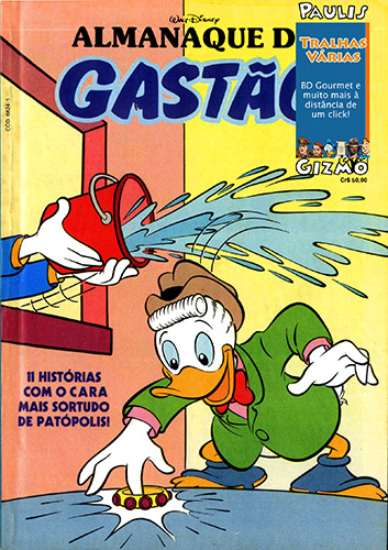 Download de Revista Almanaque do Gastão - 02