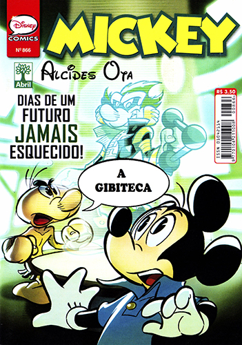 Download de Revista Mickey - 866