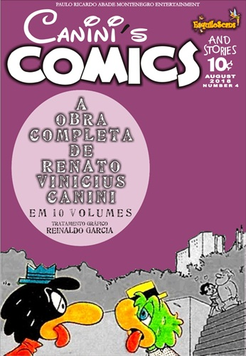 Download de Revista  Canini´s Comics and Stories - 04