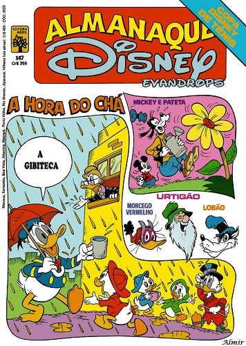 Download de Revista  Almanaque Disney - 147