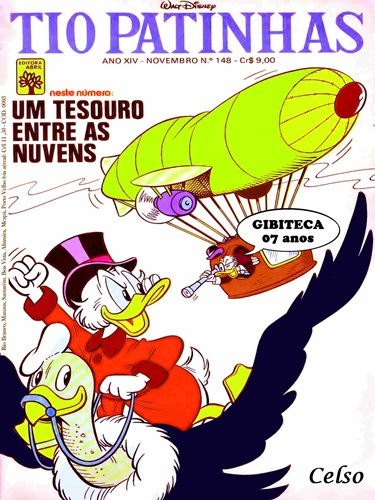 Download de Revista  Tio Patinhas - 148