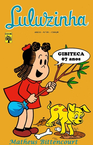 Download de Revista  Luluzinha - 026
