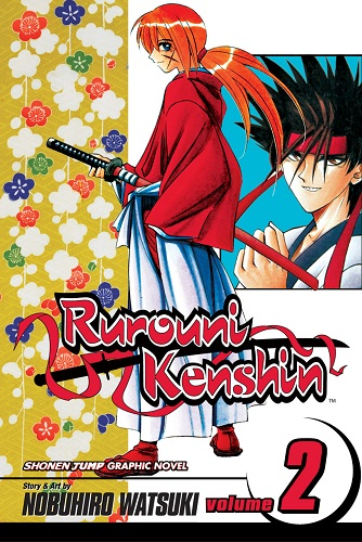 Download de Revista  Rurouni Kenshin - 02
