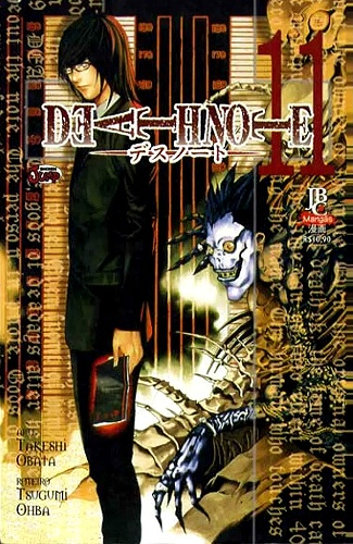 Download de Revista  Death Note - 11