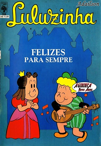 Download de Revista Luluzinha - 159