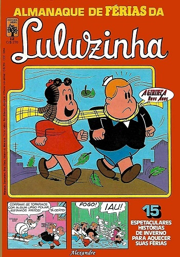 Download de Revista Almanaque Lulu e Bolinha (Abril) - 12