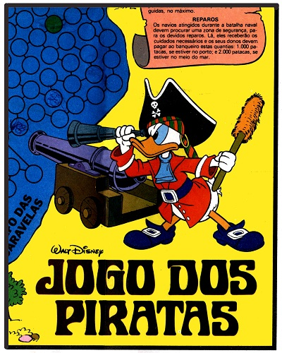 Download de Revista  Jogo dos Piratas