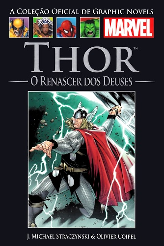 Download Marvel Salvat - 052 : Thor - O Renascer dos Deuses