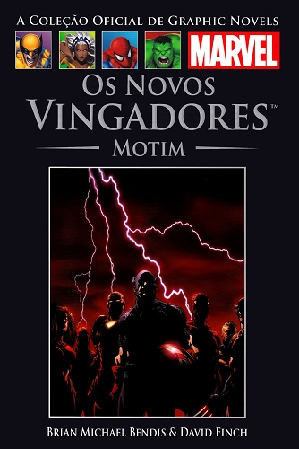 Download Marvel Salvat - 042 : Novos Vingadores - Motim