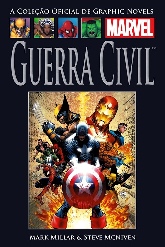 Download Marvel Salvat - 050 : Guerra Civil