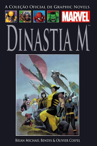 Download Marvel Salvat - 040 : Dinastia M
