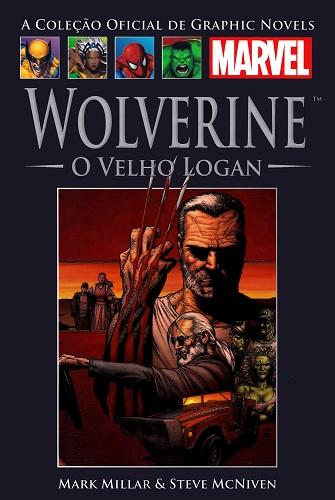Download Marvel Salvat - 058 : Wolverine - O Velho Logan