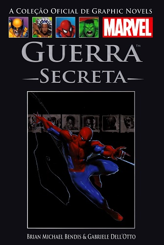 Download Marvel Salvat - 033 : Guerra Secreta