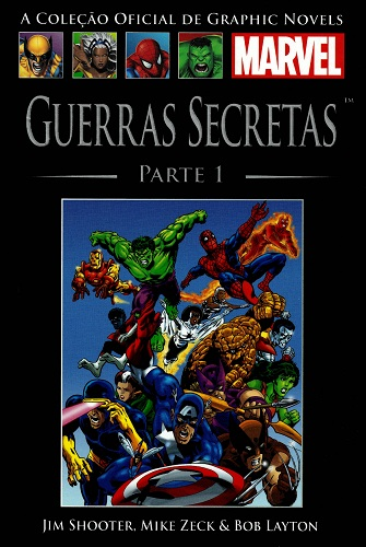 Download Marvel Salvat - 006 : Guerras Secretas Parte I