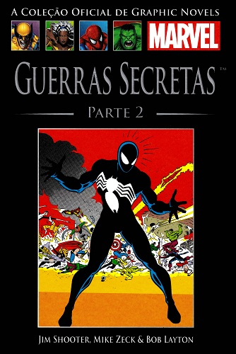 Download Marvel Salvat - 007 : Guerras Secretas Parte II