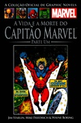 Download Marvel Salvat Clássicos - 24 : Vida e Morte do Capitão Marvel Parte I