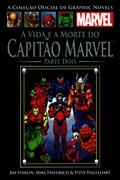 Download Marvel Salvat Clássicos - 25 : Vida e Morte do Capitão Marvel Parte II