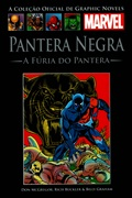 Download Marvel Salvat Clássicos - 28 : Pantera Negra - A Fúria do Pantera