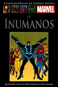 Download Marvel Salvat Clássicos - 10 : Inumanos