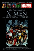 Download Marvel Salvat Clássicos - 34 : X-Men - Segunda Gênese