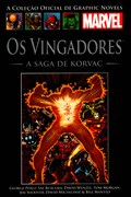 Download Marvel Salvat Clássicos - 39 : Vingadores - A Saga de Korvac