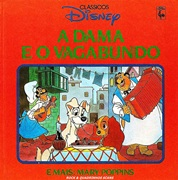 Download Clássicos Disney (Ed. Nova Cultural) - 13 : A Dama e o Vagabundo & Mary Poppins