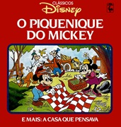 Download Clássicos Disney (Ed. Nova Cultural) - 05 : O Piquenique do Mickey & A Casa que Pensava