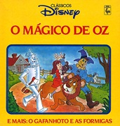 Download Clássicos Disney (Ed. Nova Cultural) - 28 : O Mágico de Oz & O Gafanhoto e as Formigas