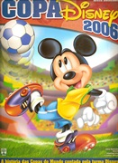Download Livro Ilustrado (Abril) - Copa do Mundo Disney 2006