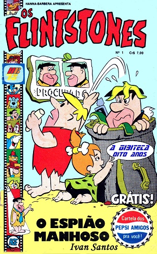Download Os Flintstones (RGE) - 01