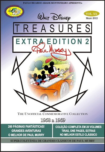 Download Walt Disney Treasures - Paul Murry Vol. Extra 02