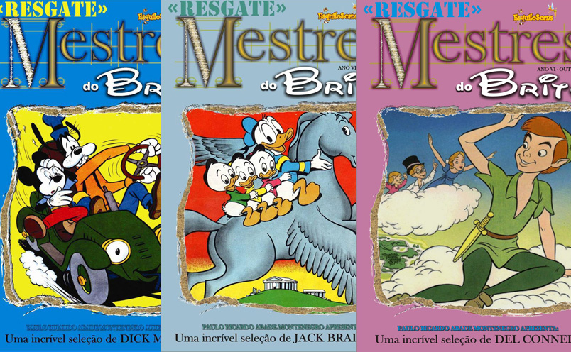 Download de Revistas  Mestres do Brito