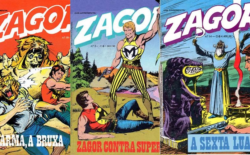 Download Zagor (RGE / Globo)