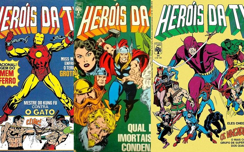 Download Heróis da TV (Editora Abril)