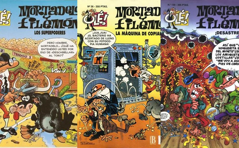 Download Mortadelo y Filemón [Espanhol]