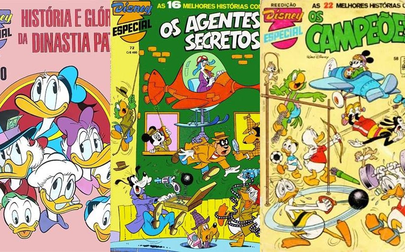 Download de Revistas  Disney Especial