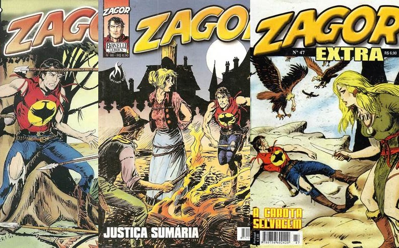 Download Zagor (Mythos)