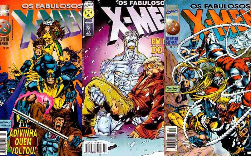 Download Os Fabulosos X-Men (Editora Abril)