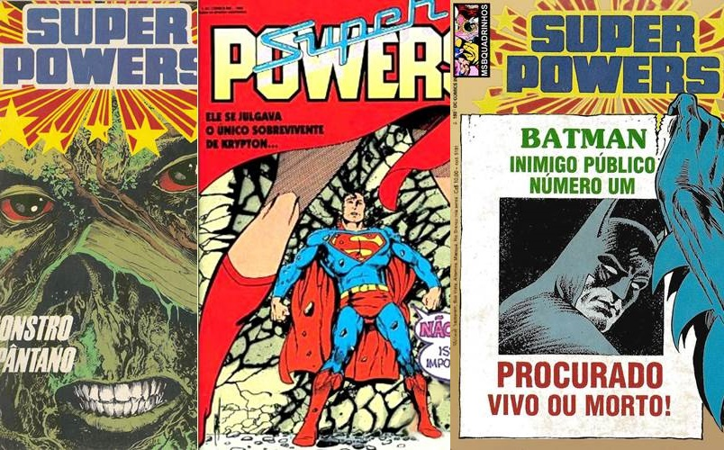 Download Super Powers (Editora Abril)