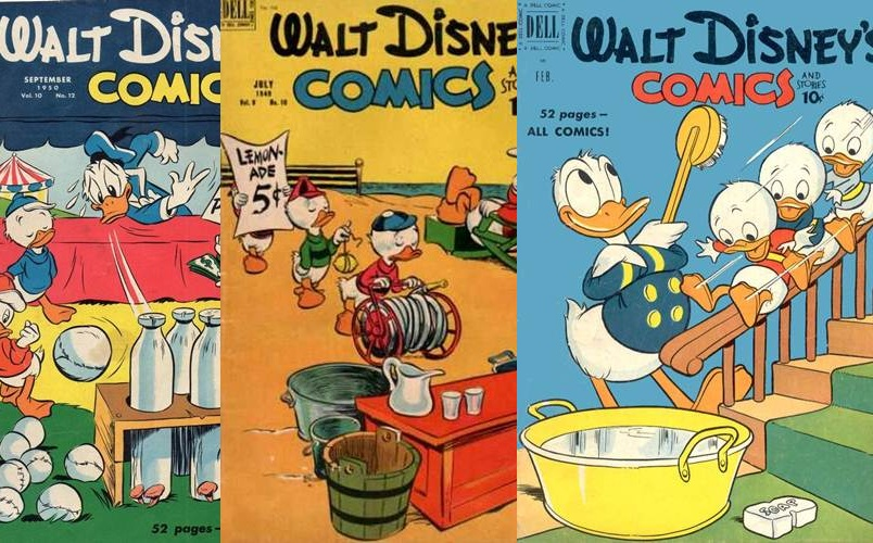 Download Walt Disney Comics & Stories 101-200 [Inglês]