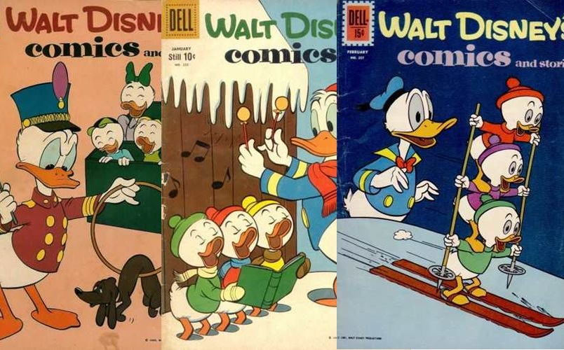 Download Walt Disney Comics & Stories 201-300 [Inglês]