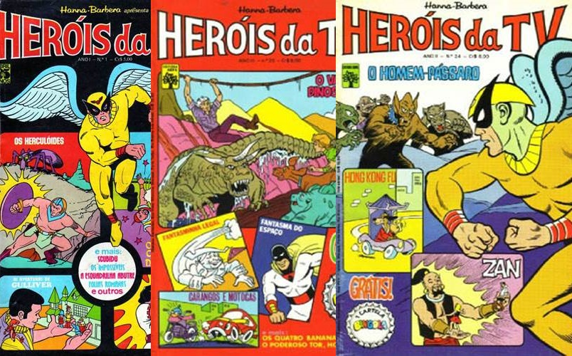 Download Hanna-Barbera - Heróis da TV