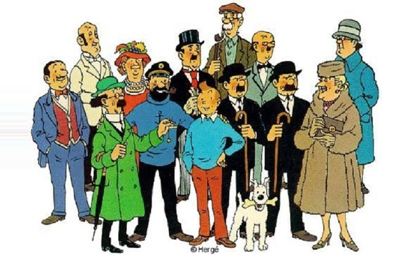 Download de Revista As Aventuras de Tintin