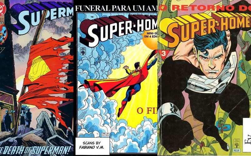 Download Morte e Retorno Super Man