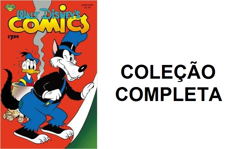 Download Walt Disney Comics & Stories [Inglês]