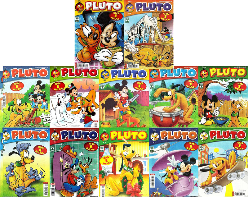 Download de Revistas  Pluto