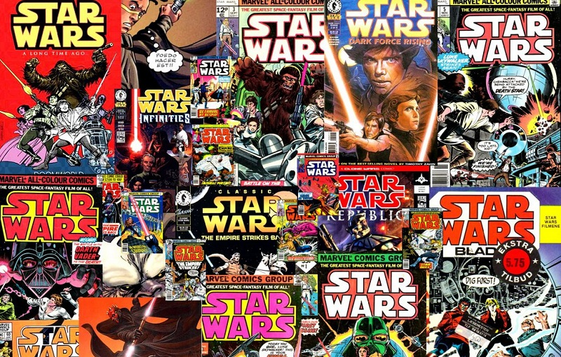 Download de Revista Star Wars - Séries Diversas