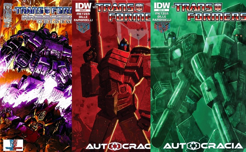 Download Transformers : Autocracia