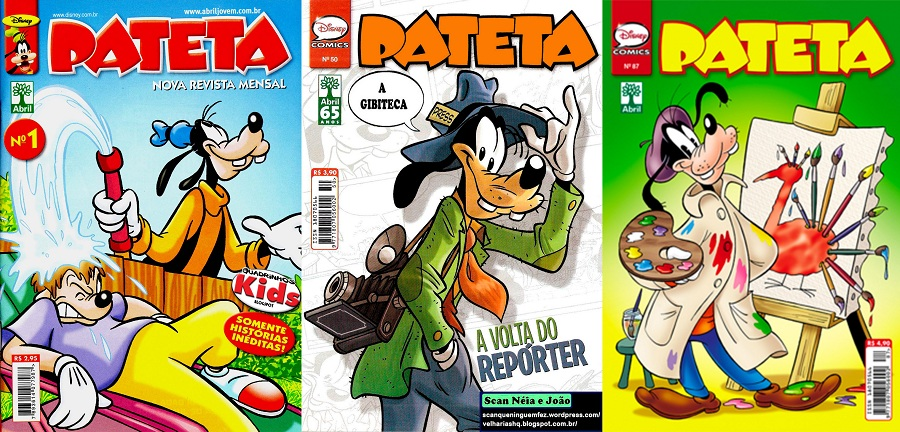 Download de Revista Pateta (3ª série)
